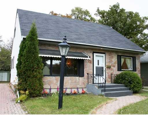 Main Photo:  in WINNIPEG: St James Residential for sale (West Winnipeg)  : MLS®# 2919486