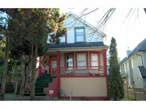 Main Photo: 1962 E 5th Avenue in V: Grandview VE House  (Vancouver East)