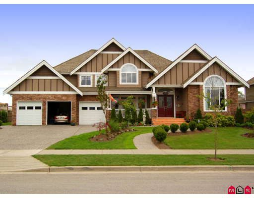 Main Photo: 3319 164A ST in Surrey: House for sale : MLS®# F2715930