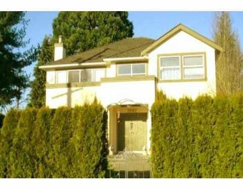 Main Photo: 1887 W 58TH Ave in Vancouver: South Granville House for sale (Vancouver West)  : MLS®# V622811
