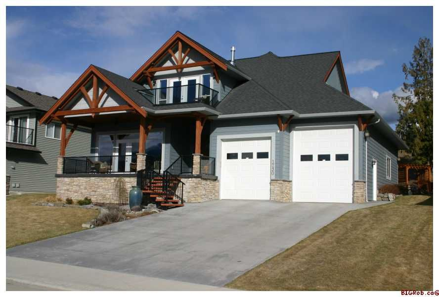 Main Photo: 1730 - 24th Street N.E. in Salmon Arm: Lakeview Meadows Residential Detached for sale : MLS®# 10025216