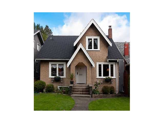 Main Photo: 2919 W 29TH AV in Vancouver: MacKenzie Heights House for sale (Vancouver West)  : MLS®# V915151