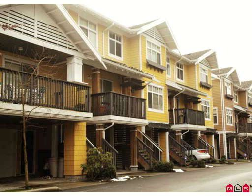 """Main Photo: 169 15236 36TH Avenue in Surrey: Morgan Creek Townhouse for sale in """"SUNDANCE"""" (South Surrey White Rock)  : MLS®# F2802327"""