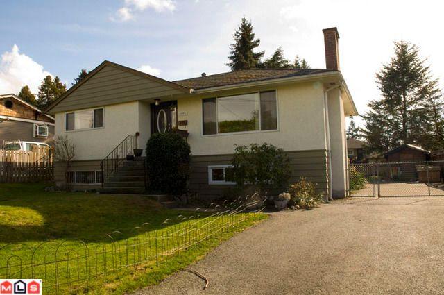 Main Photo: 11440 96TH AV in Delta: House for sale : MLS®# F1005257