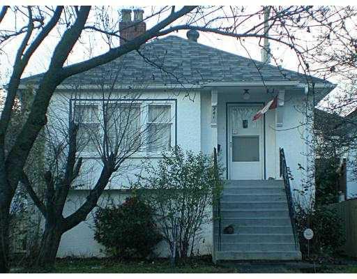 Main Photo: 281 W 49TH AV in Vancouver: Oakridge VW House for sale (Vancouver West)  : MLS®# V567269