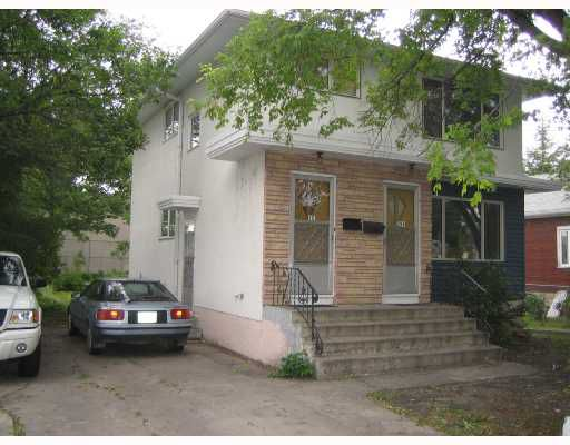 Main Photo: 299 KENT Road in WINNIPEG: East Kildonan Single Family Detached for sale (North East Winnipeg)  : MLS®# 2714153
