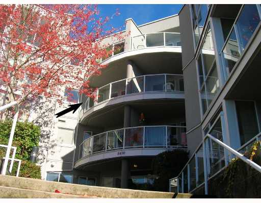 "Main Photo: 308 8430 JELLICOE Street in Vancouver: Fraserview VE Condo for sale in ""BOARDWALK"" (Vancouver East)  : MLS®# V674933"