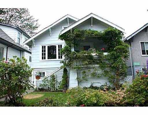 Main Photo: 3843 CLARK Drive in Vancouver: Knight House for sale (Vancouver East)  : MLS®# V649280