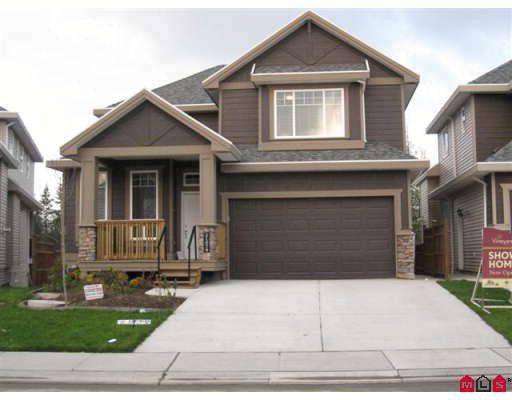 """Main Photo: 21079 84TH Avenue in Langley: Willoughby Heights House for sale in """"Yorkson"""" : MLS®# F2721980"""