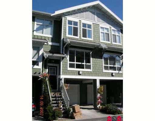 "Main Photo: 74 15168 36TH Avenue in Surrey: Morgan Creek Townhouse for sale in ""Solay"" (South Surrey White Rock)  : MLS®# F2723651"