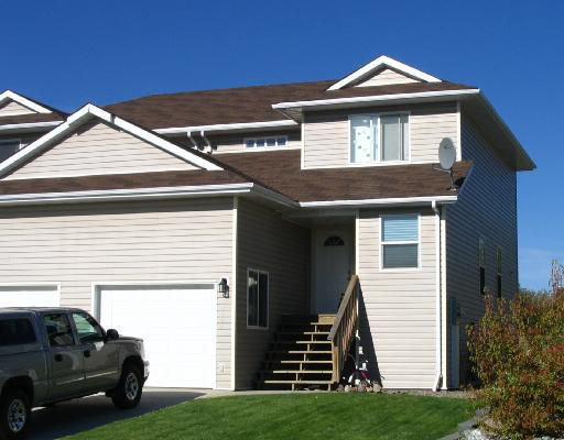 """Main Photo: 5207B HALLMARK in Fort_Nelson: Fort Nelson -Town House 1/2 Duplex for sale in """"MIDTOWN SUB"""" (Fort Nelson (Zone 64))  : MLS®# N177852"""