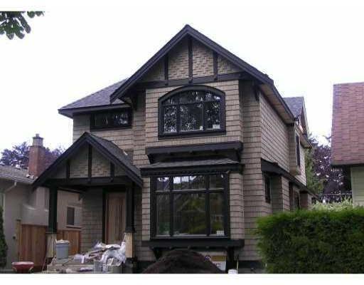 Main Photo: 2737 W 14TH AV in Vancouver: House  : MLS®# V833899