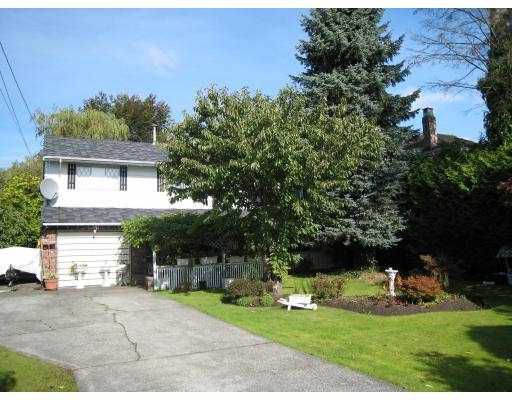 Main Photo: 5591 WALLACE Road in Richmond: Steveston North House for sale : MLS®# V673140