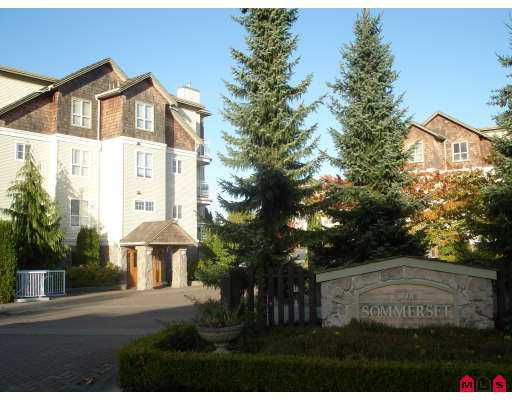 "Main Photo: 313 10188 155TH Street in Surrey: Guildford Condo for sale in ""SOMMERSET"" (North Surrey)  : MLS®# F2726249"