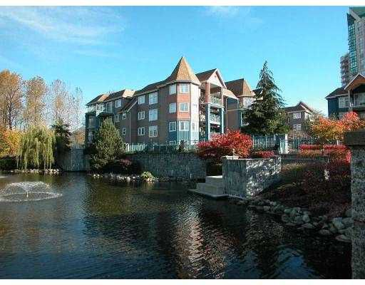 "Main Photo: 110 1200 EASTWOOD Street in Coquitlam: North Coquitlam Condo for sale in ""LAKESIDE TERRACE"" : MLS®# V679855"