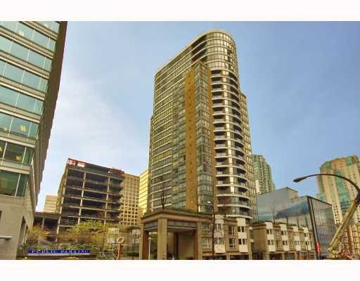 """Main Photo: 2901 1166 MELVILLE Street in Vancouver: Coal Harbour Condo for sale in """"ORCA PLACE"""" (Vancouver West)  : MLS®# V709182"""