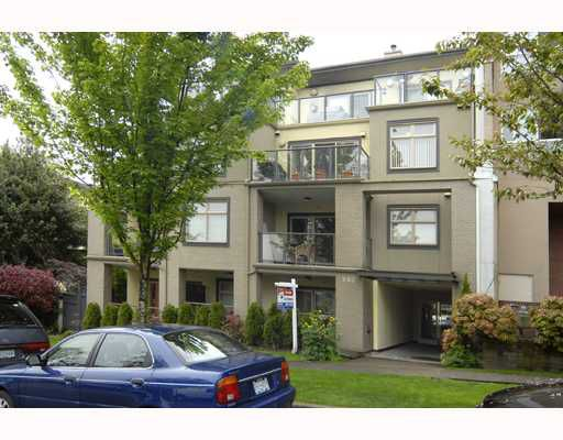 Main Photo: 104 980 W 21ST Avenue in Vancouver: Cambie Condo for sale (Vancouver West)  : MLS®# V709966