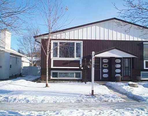 Main Photo: 1147 BUCHANAN Boulevard in Winnipeg: Westwood / Crestview Single Family Attached for sale (West Winnipeg)  : MLS®# 2518711