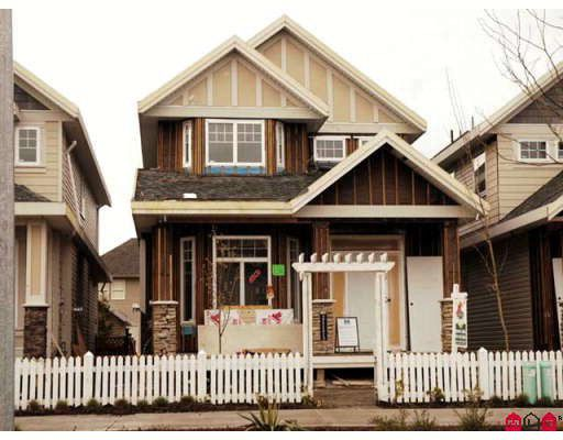 """Main Photo: 21173 83RD Avenue in Langley: Willoughby Heights House for sale in """"Yorkson"""" : MLS®# F2808670"""