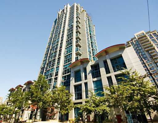 """Main Photo: 2106 1238 SEYMOUR Street in Vancouver: Downtown VW Condo for sale in """"SPACE"""" (Vancouver West)  : MLS®# V706373"""