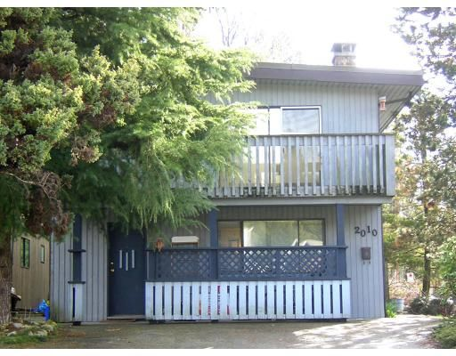 Main Photo: 2010 SANDOWN PL in North Vancouver: PN Pemberton House for sale (NV North Vancouver)  : MLS®# V633441