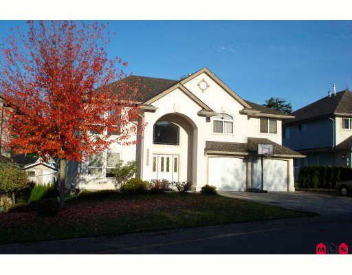 """Main Photo: 2847 BLACKHAM Drive in Abbotsford: Abbotsford East House for sale in """"MCMILLAN"""" : MLS®# F2730529"""