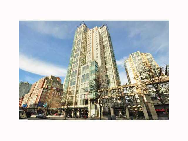 """Main Photo: # 2101 1155 HOMER ST in Vancouver: Downtown VW Condo for sale in """"CITYCREST"""" (Vancouver West)  : MLS®# V817926"""