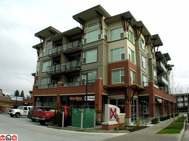"Main Photo: # 309 1975 MCCALLUM RD in Abbotsford: Central Abbotsford Condo for sale in ""The Crossing"" : MLS®# F1120842"