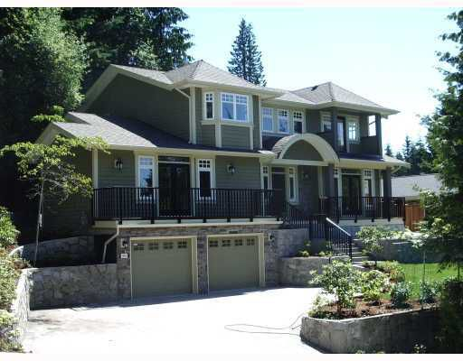 Main Photo: 4904 CHALET Place in North_Vancouver: Canyon Heights NV House for sale (North Vancouver)  : MLS®# V666836