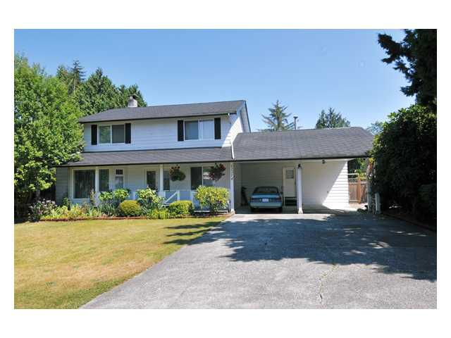 Main Photo: 12374 GRAY ST in Maple Ridge: West Central House for sale : MLS®# V864232