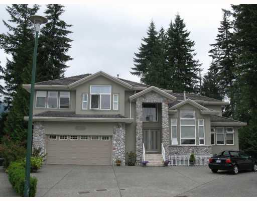 Main Photo: 3172 HALLAM Court in Coquitlam: Westwood Plateau House for sale : MLS®# V666601