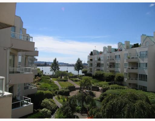 """Main Photo: 312 1150 QUAYSIDE Drive in New_Westminster: Quay Condo for sale in """"Westport"""" (New Westminster)  : MLS®# V667028"""