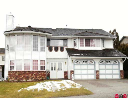 Main Photo: 3175 TOWNLINE Road in Abbotsford: Abbotsford West House for sale : MLS®# F2802591