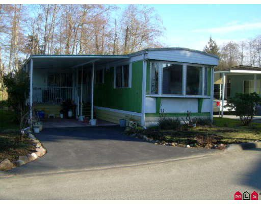 "Main Photo: 126 7790 KING GEORGE Highway in Surrey: East Newton Manufactured Home for sale in ""Crusden Bays"" : MLS®# F2804933"