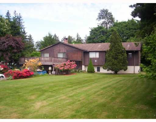Main Photo: 12208 206TH Street in Maple_Ridge: Northwest Maple Ridge House for sale (Maple Ridge)  : MLS®# V713740