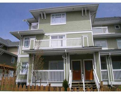 """Main Photo: 7388 MACPHERSON Ave in Burnaby: Metrotown Townhouse for sale in """"ACACIA GARDENS"""" (Burnaby South)  : MLS®# V644131"""