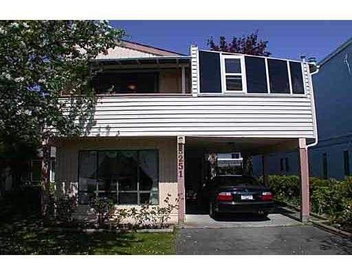 "Main Photo: 3251 HUNT Street in Richmond: Steveston Villlage House for sale in ""STEVESTON VILLAGE"" : MLS®# V663251"