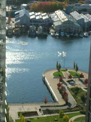 """Main Photo: 1408 STRATHMORE MEWS BB in Vancouver: False Creek North Condo for sale in """"WEST ONE"""" (Vancouver West)  : MLS®# V629671"""