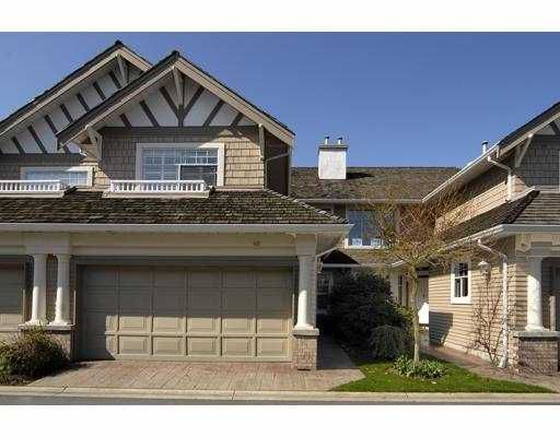 """Main Photo: 5531 CORNWALL Drive in Richmond: Terra Nova Townhouse for sale in """"QUILCHENA GREEN"""" : MLS®# V638558"""