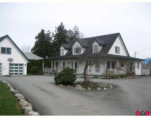 Main Photo: 6033 PROMONTORY Road in Sardis: Vedder S Watson-Promontory House for sale : MLS®# H2802649