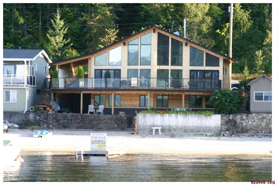 Main Photo: #5; 1249 Bernie Road in Sicamous: Waterfront Residential Detached for sale : MLS®# 10014956