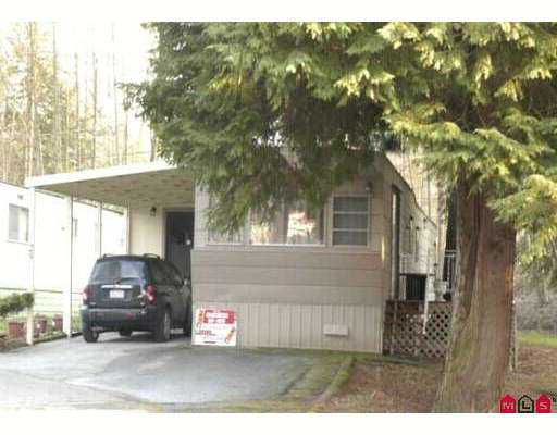 "Main Photo: 6280 KING GEORGE Highway in Surrey: Sullivan Station Manufactured Home for sale in ""WHITE OAKS"" : MLS®# F2703128"