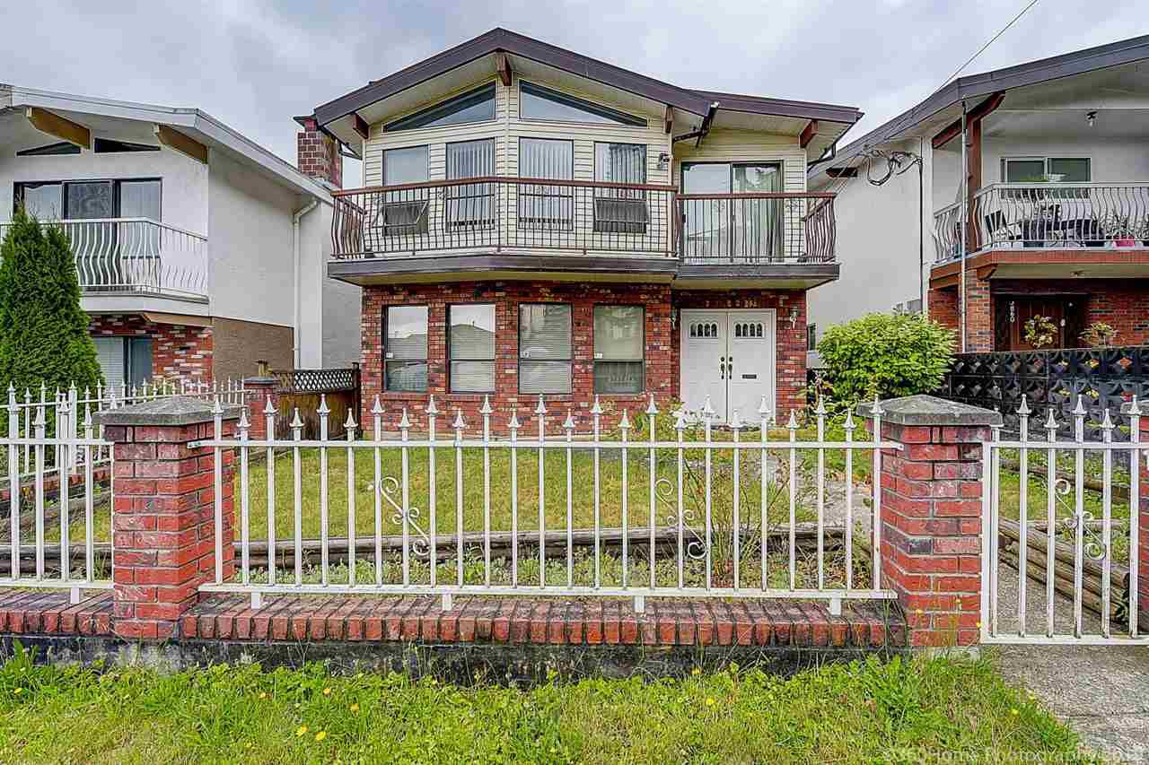 Main Photo: 5854 ELSOM Avenue in Burnaby: Forest Glen BS House for sale (Burnaby South)  : MLS®# R2388009