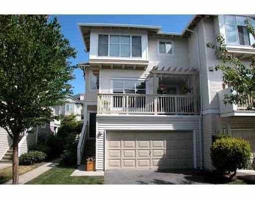 Main Photo: # 55 6588 BARNARD DR in Richmond: Condo for sale : MLS®# V781664