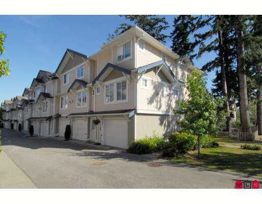 """Main Photo: 65 6533 121ST Street in Surrey: West Newton Townhouse for sale in """"Stonebriar"""" : MLS®# F2722101"""