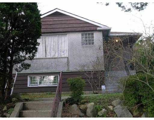 Main Photo: 3365 VICTORIA Drive in Vancouver: Grandview VE House for sale (Vancouver East)  : MLS®# V631940