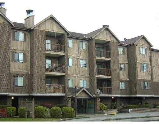 """Main Photo: 311 8511 WESTMINSTER Highway in Richmond: Brighouse Condo for sale in """"HAMPTON COURT"""" : MLS®# V705604"""