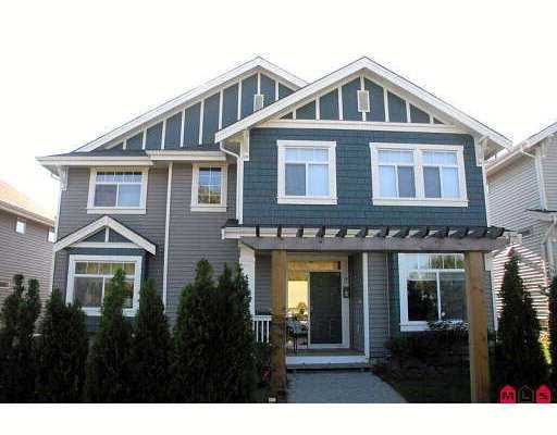 Main Photo: 6761 206th Street in Vancouver: Willoughby Heights House for sale (Langley)  : MLS®# F2723819
