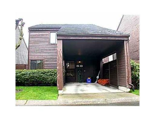 Main Photo: # 68 6880 LUCAS RD in Richmond: Lackner Condo for sale : MLS®# V821337