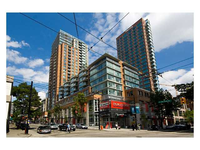 """Main Photo: # 2701 788 RICHARDS ST in Vancouver: Downtown VW Condo for sale in """"L'HERMITAGE"""" (Vancouver West)  : MLS®# V878159"""